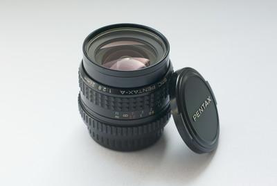 宾得 A 24 2.8 手动镜头 收藏级成色