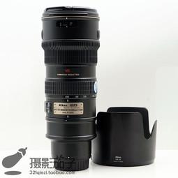 尼康 AF-S VR 70-200mm f/2.8G IF-ED(小竹炮)#9548