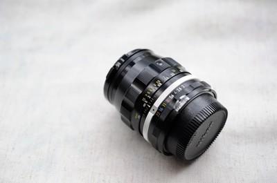 个人收藏成色尼康经典手动广角镜头AUTO N.C 28MM F2.0