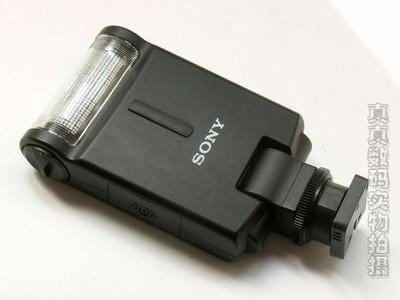 成色很好 正品 索尼HVL-F20M 微单相机摄像机闪光灯