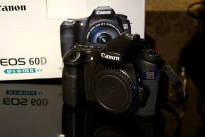 佳能 60D+55mm1.4镜头
