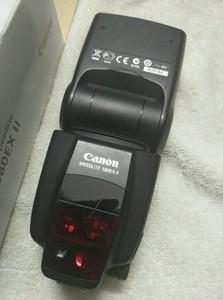 佳能 原厂 580EX II