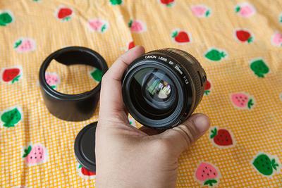 出佳能 EF 28mm f1.8 99新 可充新