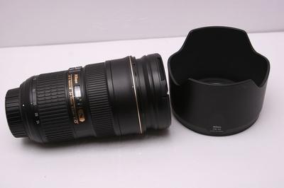 尼康 AF-S Nikkor 24-70mm f/2.8G ED 价格:7200
