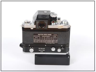 Nikon  F 带马达版+AUTO50/1.4头带说明书证