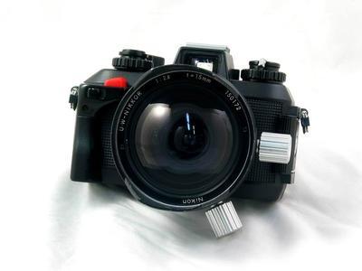 ◆◆◆ 尼康诺斯  Nikonos  IV型水下相机带 15mm 鱼眼  ◆◆◆