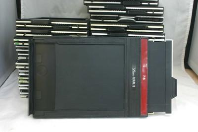 ★成色很新,一批出售★4x5 片盒    售价:120/个