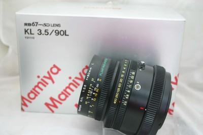 【100%全新特价出售】玛米亚 RB67 用 90/3.5KL