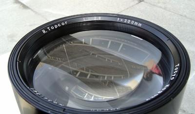 托普康TOPCOR 300mm f2.8
