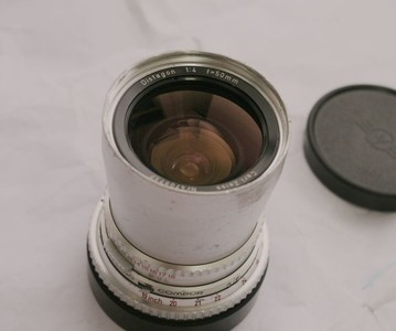 哈苏c50/4广角镜头