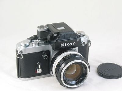◆◆◆ 尼康 Nikon 机械巅峰 F2 + 50/1.4 套机美品◆◆◆