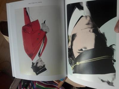 """120,时尚教父名人摄影集,卡尔-拉格菲尔德""""工作的履历"""""""