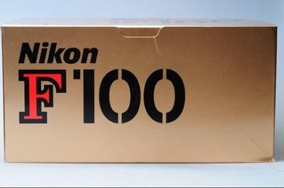 99新尼康F100包装配件全 收藏专用