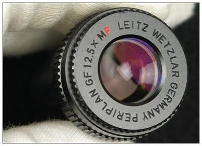 徕兹LEITZ 显微镜目镜 GF 12.5X MF及12.5