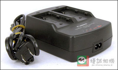 原装佳能单反相机小型电源适配器/电池充电器 CA-PS400