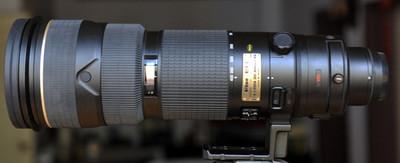 尼康 AF-S 200-400/4 G VR