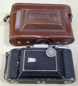 莫斯科/MOSCOW 4型 120胶卷6X9折叠式相机