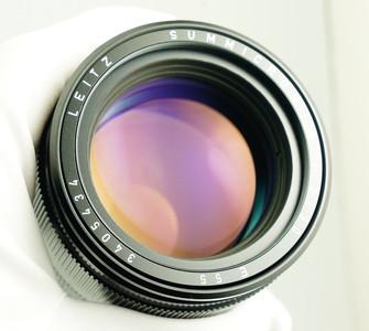 徕卡/LEICA R 90 F2.0 单反镜头 收藏级 包装