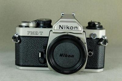 尼康FM2T机身 传统胶片相机