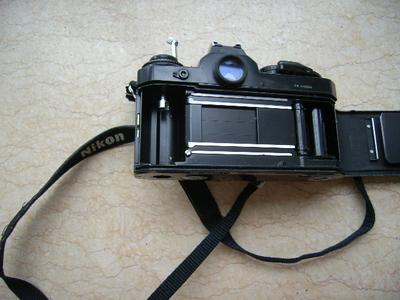尼康经典胶片相机FE