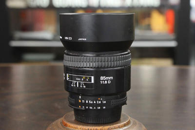 尼康85mm/1.8D 镜头 135mm全画幅镜头