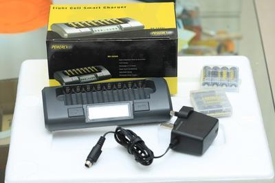 原装英国 powerex POWEREX 充电器 八槽式智慧