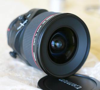 TS-E 24mm f/3.5L II 移轴镜头 风光建筑利