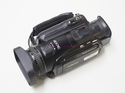 JVC HD7 摄像机 3CCD 1080P全高清