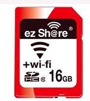 易享派 EZshare  WIFISD  16G C10