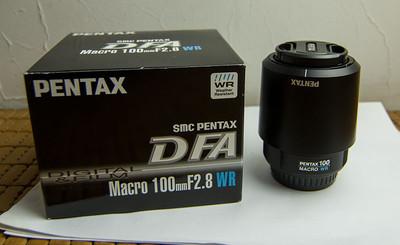 DFAmacro100/f2.8WR