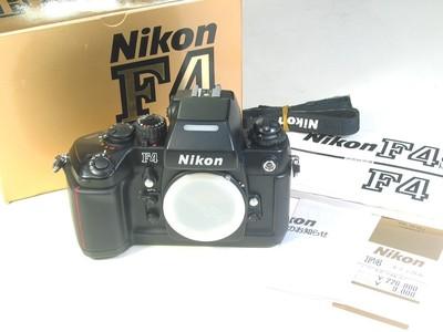 ◆◆◆ 尼康 Nikon F4 极上品 带包装 收藏品相 ◆◆◆