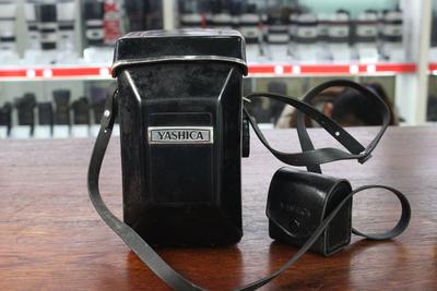 雅西卡 124G相机 120双反相机 传统相机(有皮套、遮光