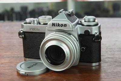 尼康FM3A套45 2.8P  传统相机 胶卷相机