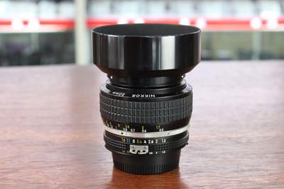 尼康AIS50mm /1.2、AI50mm /1.2 标准定