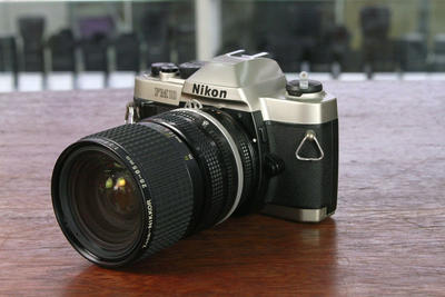 尼康FM10机身套28-85镜头 传统相机 胶卷相机