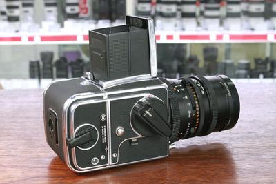 哈苏500套50头传统相机 胶卷相机