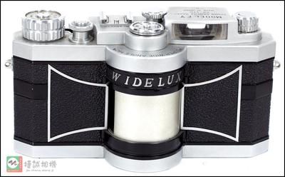 威德勒WIDELUX  FV  140°全景相机 摇头转机