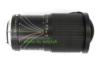 很新的PKA口晶莹28-135镜头