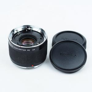 勃朗尼卡/BRONICA  ETR Si用PE 2x 增距镜 极上品!