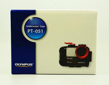 原装正品 奥林巴斯 olympus PT-051 TG610