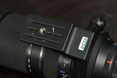 腾龙SP 150-600mm F/5-6.3镜头 佳能口 尼