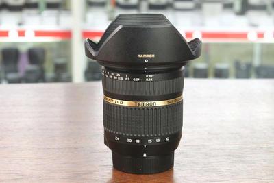 腾龙10-24mm/F3.5-4.5镜头 尼康口 宾得口 超
