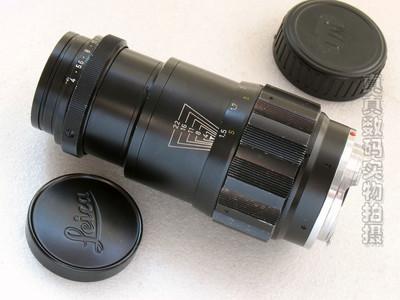 特价成色不错原装徕卡TELE-ELMAR M 135 F4黑漆德产美人头M135 F4