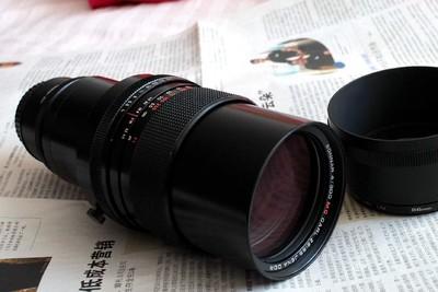 蔡司 300 4 手动镜头