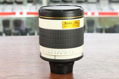 肯高ED500mm f/6.3 DX折返镜头 尼康口