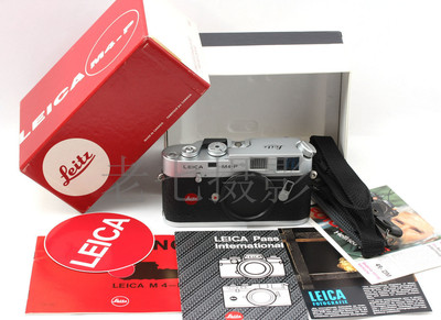 Leica/徕卡 M4-P M4P 70周年 纪念版完美 L00833