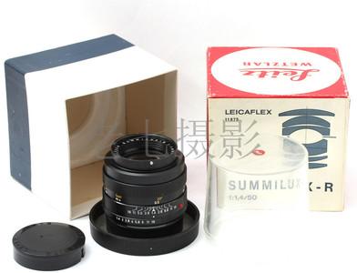Leica/徕卡 Summilux R 50/1.4 一代 E48 带包装 L00830