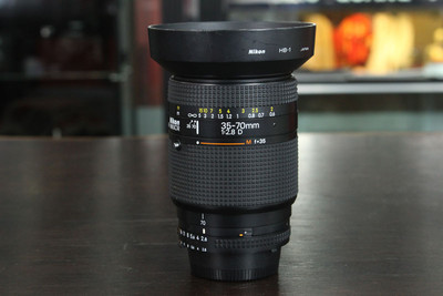 尼康35-70mm/2.8D镜头 标准变焦