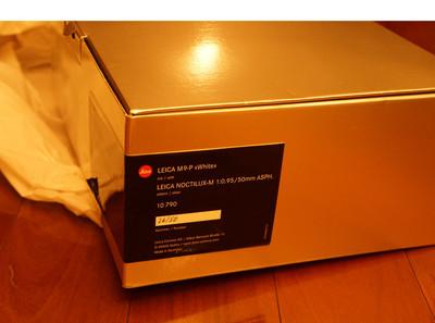 M9P WHITE  白色日本纪念版+50/0.95 银头