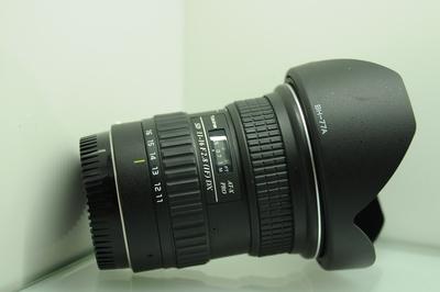 成色很新的佳能口图丽11-16mm F2.8,价格;1700